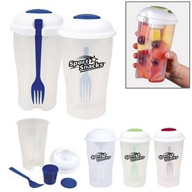 Promotional Salad-To-Go Salad Shaker