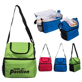 Customized Duo Compartment Lunch Pail