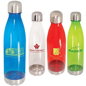 Customized 24 Oz Pastime Tritan Water Bottle