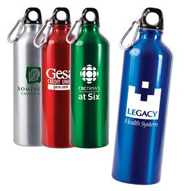Promotional 25 Oz Aluminum Alpine Bottle