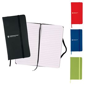 Promotional 3X6 Comfort Touch Bound Journal