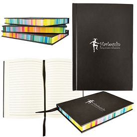 Customized Multi-Color Edge Notebook