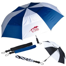 Promotional 58 Auto Opening Golf Umbrella