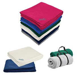 Promotional Econo 50X60 Fleece Blanket