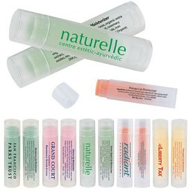 Promotional Fruity Spf15 Lip Balm