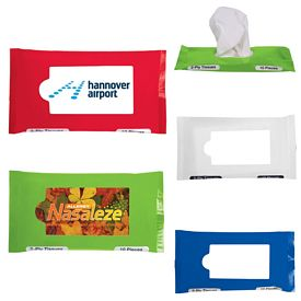 Promotional Travel Pocket Size Facial Tissues
