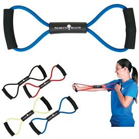 Custom Muscle Toning Exercise Resistance Bands