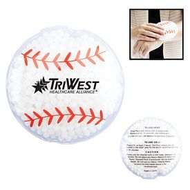 Promotional Baseball Hot-Cold Gel Pack