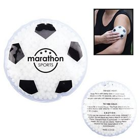 Custom Soccer Hot-Cold Gel Pack