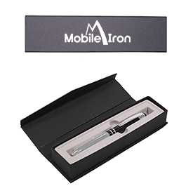 Customized Magnetic Closure Gift Box For Pens