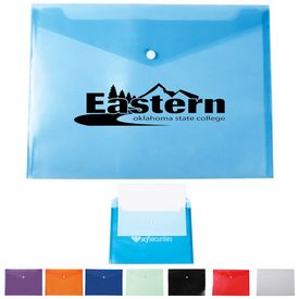 Custom Letter Size Document Envelope