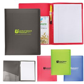 Promotional Letter Size Folder With Writing Pad