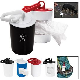 Promotional Diaper Pet Waste Disposal Bag Dispenser