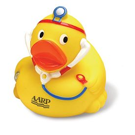 Promotional Doctor Rubber Duck
