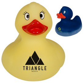 Custom Color Changing Rubber Duck