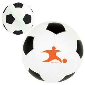 Promotional Soccer Stress Ball