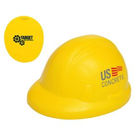 Promotional Hard Hat Advertising Stress Reliever
