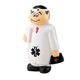 Promotional Doctor Advertising Stress Reliever