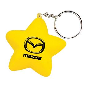 Promotional Promotional Star Key Chain