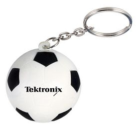 Customized Promotional Soccer Key Chain