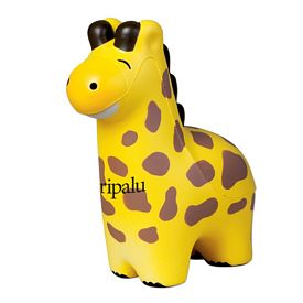 Promotional Giraffe Advertising Stress Reliever