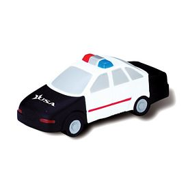Promotional Police Car Advertising Stress Reliever