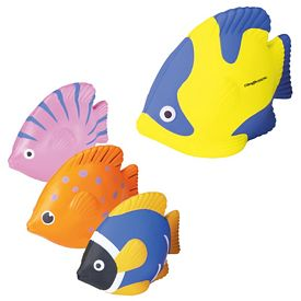 Promotional Tropical Fish Advertising Stress Reliever