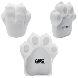 Promotional Dog Park Pet Paw Stress Reliever