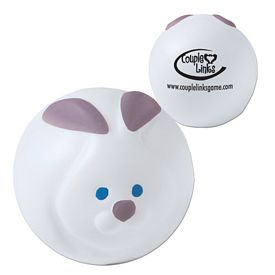 Promotional Bunny Advertising Stress Reliever