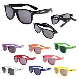 Customized Summer Time Glossy Sunglasses
