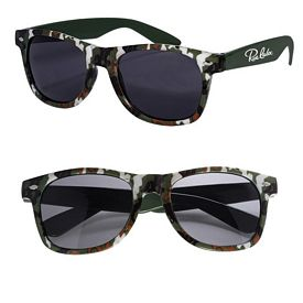 Promotional Plastic Camouflage Sunglasses