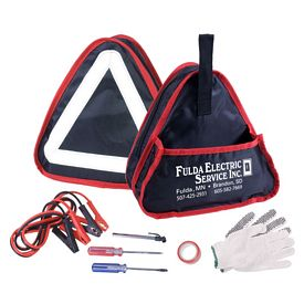 Promotional 6 Piece Emergency Auto Kit
