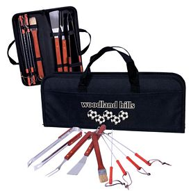 Promotional 8 Piece Bbq Set