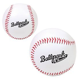 Customized Official Size Synthetic Promotional Baseball