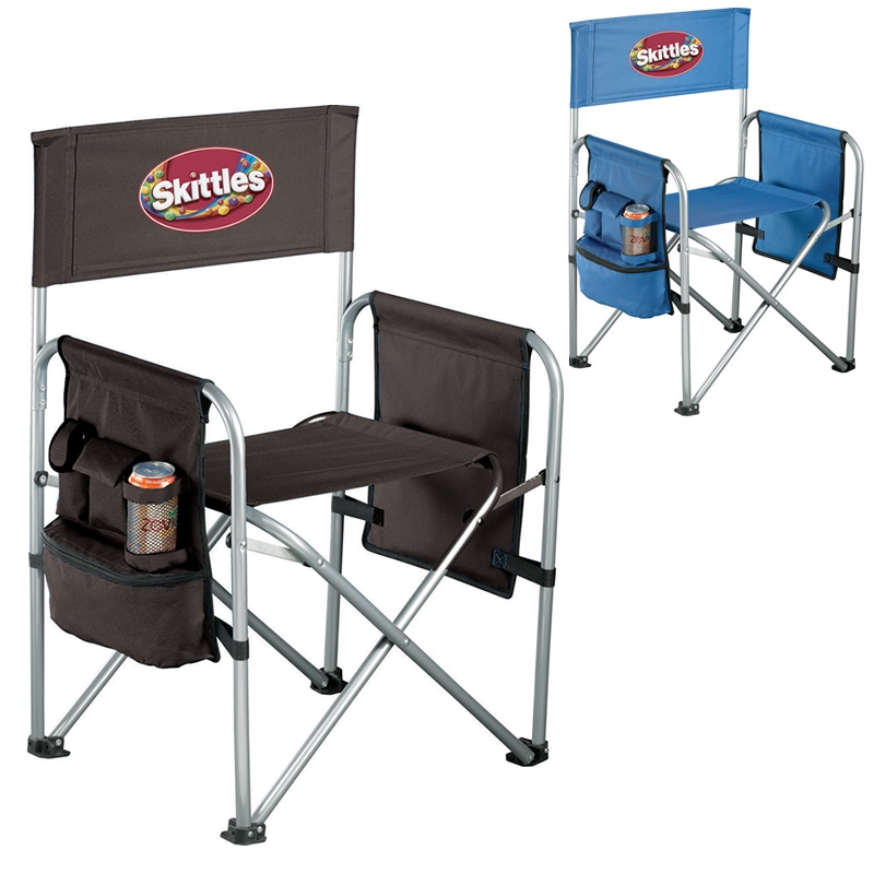 Customized Game Day DirectorS Chair