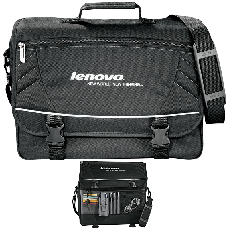 abf0551cd3 Promotioinal Precision Messenger Bag