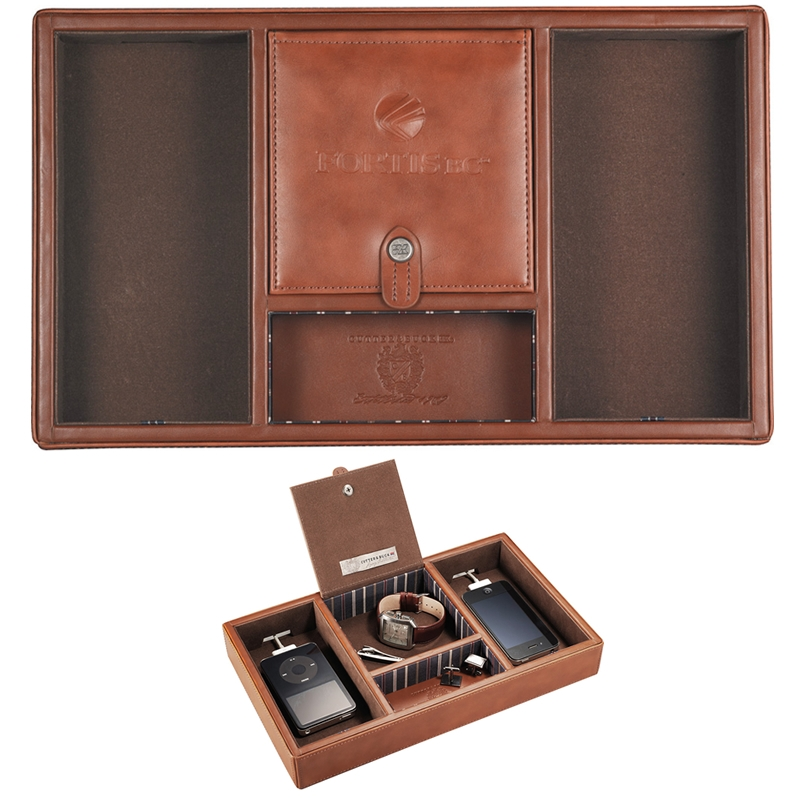 Promotioinal Cutter Buck Legacy Valet And Charging Station