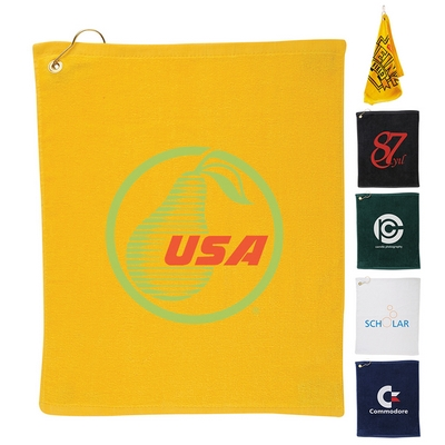 Promotional Protowels Light Weight Terry Golf Towel