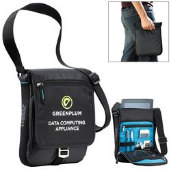Customized Zoom Media Messenger Bag For Tablets