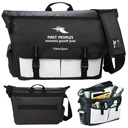 Promotional Falcon Commute Computer Messenger
