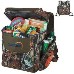Promotional Hunt Valley 24-Can Backpack Cooler