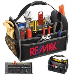 Promotional Neet Carry Logo Toolbox