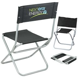 Custom Spectator Folding Chair