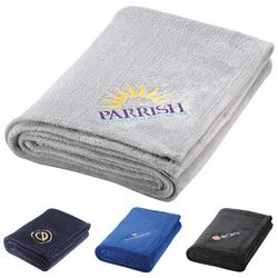 Promotional Micro Coral Plush Blanket