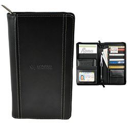 Promotional Metropolitan Deluxe Travel Wallet