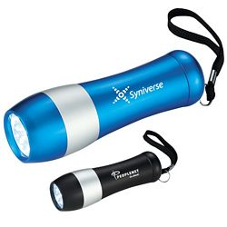 Promotional Flash Forward 9 LED Flashlight
