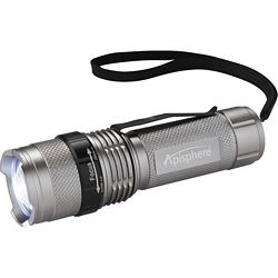 Promotional Garrity Mini Tactical Dual Output Flashlight