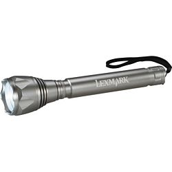Promotional Garrity Mega Tactical Dual Output Flashlight