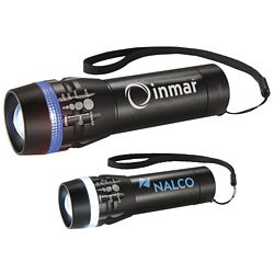 Promotional Garrity Zoomin 1 Watt Flashlight