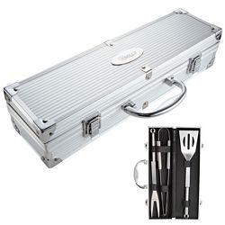 Promotional Grill Master 3Pc Bbq Set